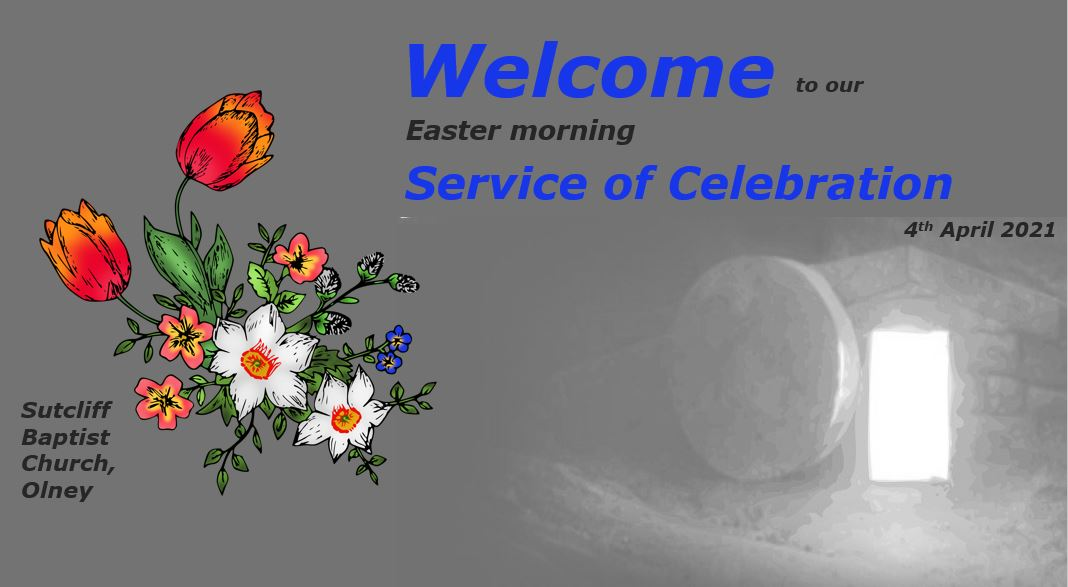 Easter Day Welcome Screen